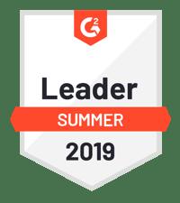 G2 Leader Summer 2019