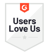 G2 Users Love Us