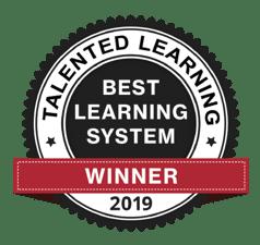 TL Best Learning System Winner 2019